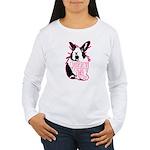 Bunny Doesn't Like You Women's Long Sleeve T-Shirt