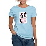 Bunny Doesn't Like You Women's Light T-Shirt