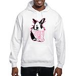 Bunny Doesn't Like You Hooded Sweatshirt