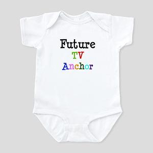 TV Anchor Infant Bodysuit