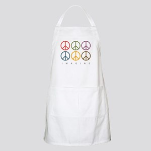 Imagine - Six Signs of Peace BBQ Apron