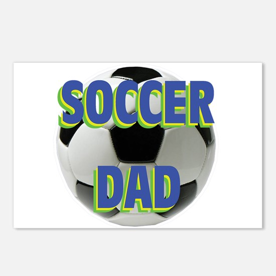 Soccer Dad Postcards (Package of 8)