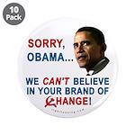 Sorry, Obama! 3.5