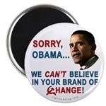 Sorry, Obama! Magnet