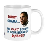 Sorry, Obama! Mug