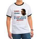 Sorry, Obama! Ringer T
