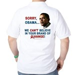 Sorry, Obama! Golf Shirt