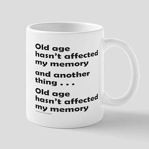OLD AGE Mug