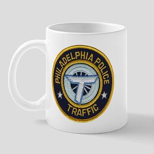 Phila PD Traffic Mug