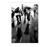 Copenhagen Rain - Postcards (Package of 8)