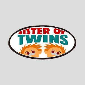 Twins sister sane Patch