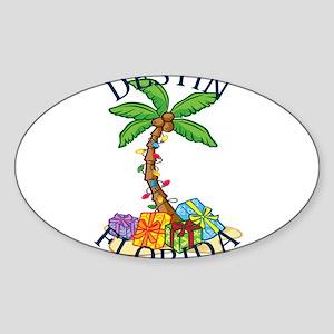 Summer destin- florida Sticker