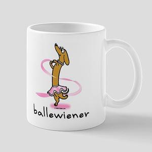 Ballet Wiener Mug
