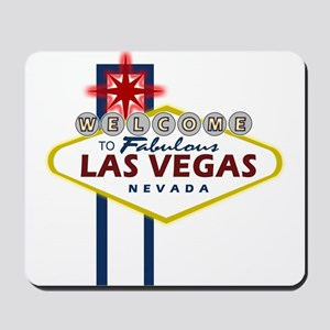 Las Vegas Sign Mousepad