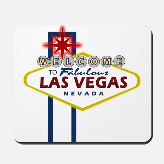 Las Vegas Sign Mousepad