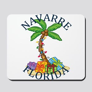 Summer navarre- florida Mousepad
