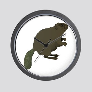 ON THE LOOKOUT Wall Clock