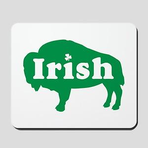 Buffalo Irish Mousepad