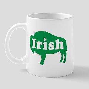 Buffalo Irish Mug