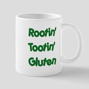 Rootin' Tootin' Gluten Mug