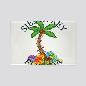 Summer siesta key- florida Magnets