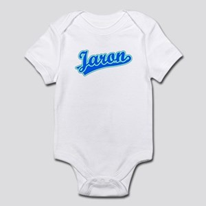 Retro Jaron (Blue) Infant Bodysuit