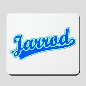 Retro Jarrod (Blue) Mousepad