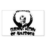 Humorous Hillary Rectangle Sticker 50 pk)