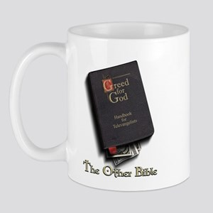 GreedGodANGLE DKType Mugs