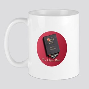 3GreedGodCircle Mugs