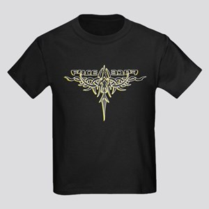 FACE to FACE: Step Up Gold Kids Dark T-Shirt
