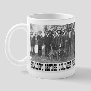 Kamloops Posse Mug