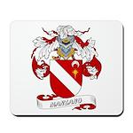 Manzano Family Crest Mousepad