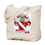 Manzano Family Crest Tote Bag