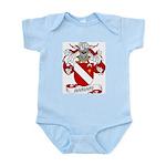 Manzano Family Crest Infant Creeper