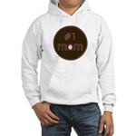 #1 Mom Hooded Sweatshirt