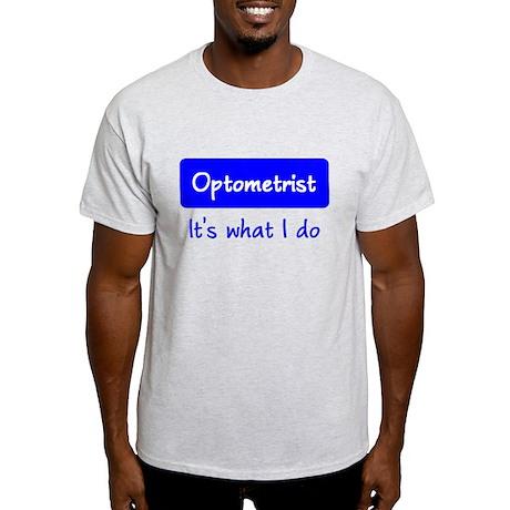Optometrist Light T-Shirt