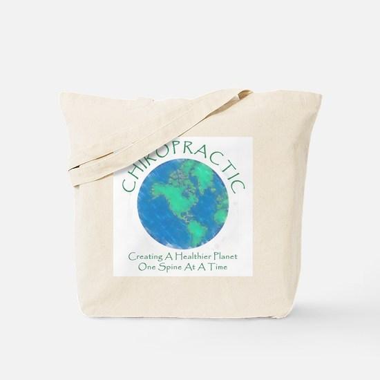 Healthier Planet Tote Bag