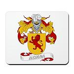 Medina Family Crest Mousepad