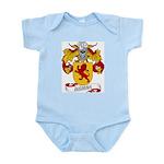 Medina Family Crest Infant Creeper