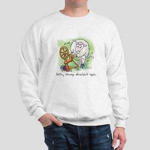 Sheep Spin Sweatshirt