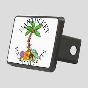 Summer nantucket- massachu Rectangular Hitch Cover