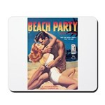 "Mousepad - ""Beach Party"""
