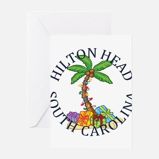 Summer hilton head- south carolina Greeting Cards