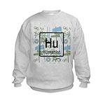 HUMANIST RETRO Kids Sweatshirt