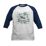 HUMANIST RETRO Kids Baseball Jersey