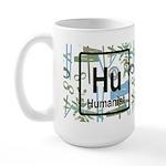 Humanist Retro Large Mug