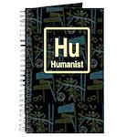 HUMANIST RETRO DARK Journal