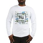 HUMANIST RETRO Long Sleeve T-Shirt