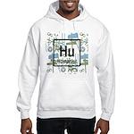 HUMANIST RETRO Hooded Sweatshirt